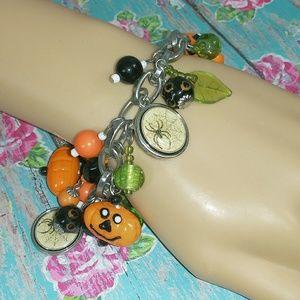 Halloween fun bracelet
